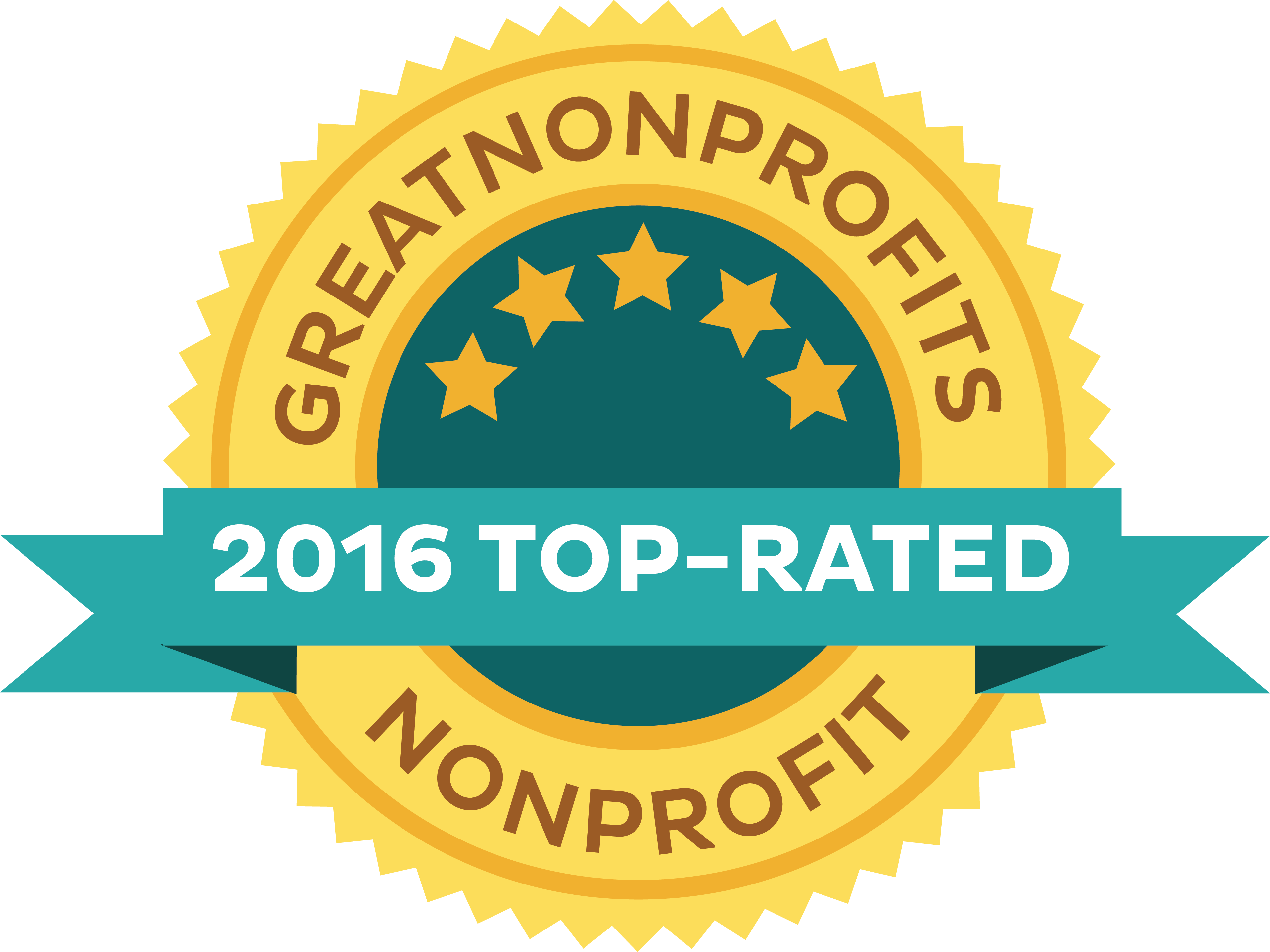 2016 Top-Rated Non-Profit