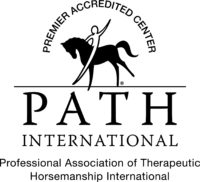 Professional Association of Therapeutic Horsemanship International Premier Member